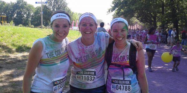 Bucketlist Christa - Color Run