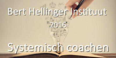 Certificaat - Systemisch Coachen