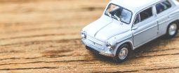 Kleine modelauto