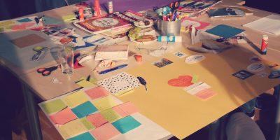 Bucketlist Workshop - Moodboard