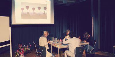 Bucketlist Workshop - Volksuniversiteit